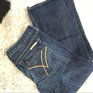 William Rast Jeans Belle Flare Size 31